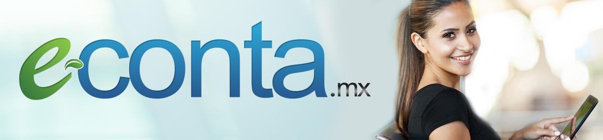 Blog e-conta.mx